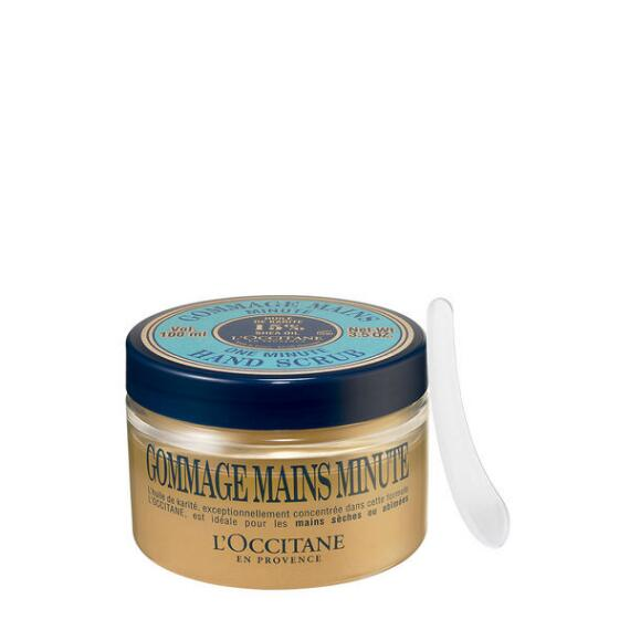 L'OCCITANE Shea One Minute Hand Scrub