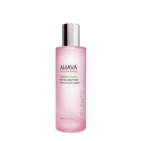 AHAVA Cactus and Pink Pepper Dry Oil Body Mist