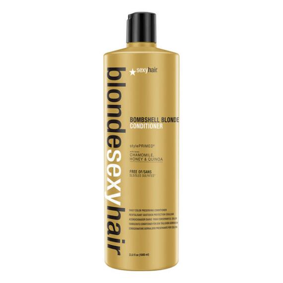 Sexy Hair Blonde Sexy Hair Sulfate-Free Bombshell Blonde Conditioner