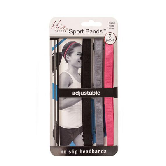 Mia Sport Adjustable Sport Bands