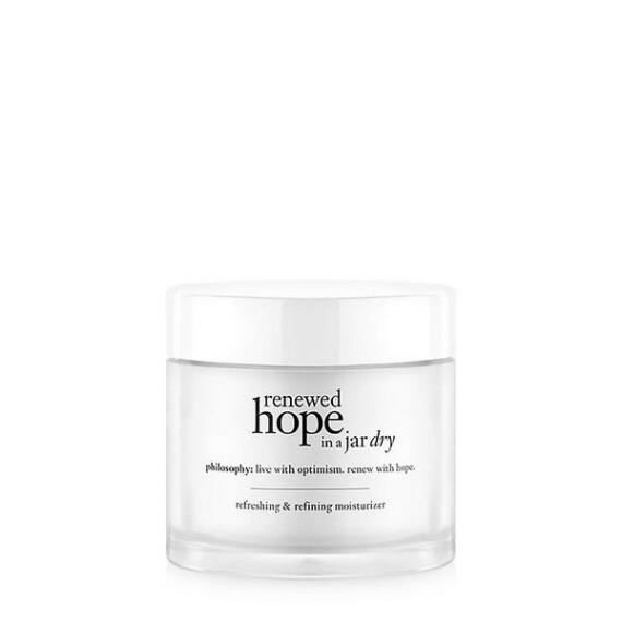 philosophy renewed hope in a jar dry