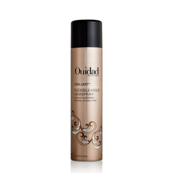Ouidad Curl Last Flexible-Hold Hairspray
