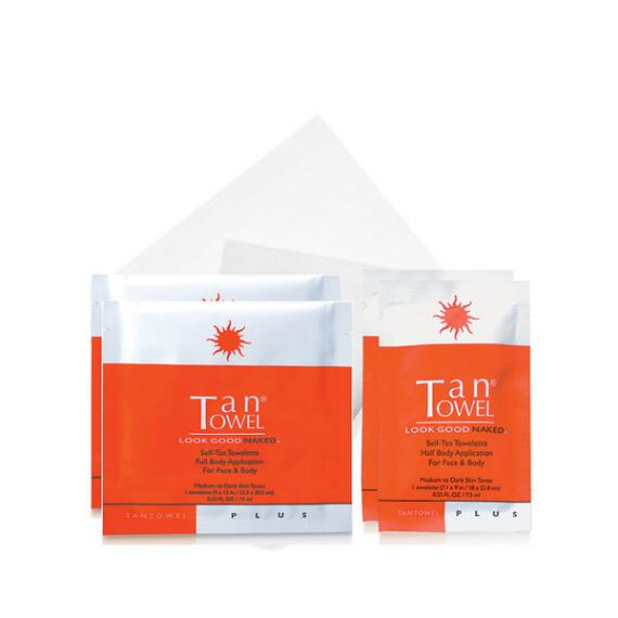 TanTowel Tan To Go Plus