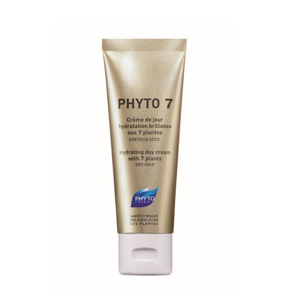 PHYTO 7 Dry Hair Hydrating Day Cream With 7 Plants