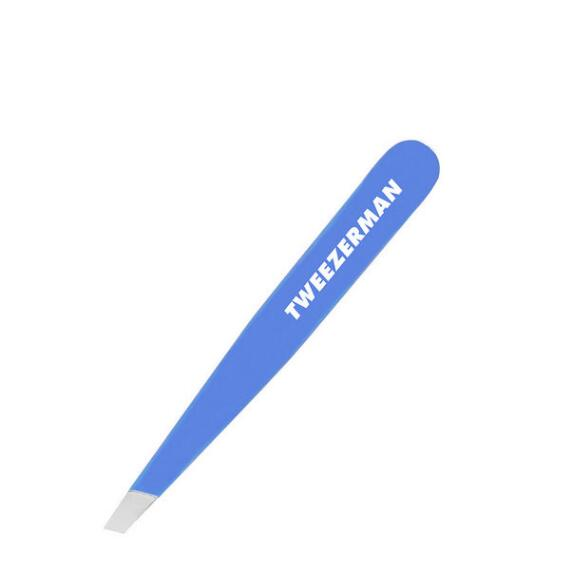 Tweezerman Slant Tweezer - Bahama Blue
