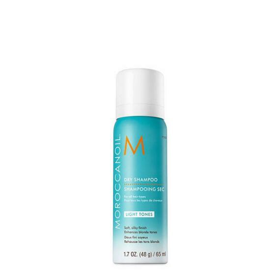 Moroccanoil Dry Shampoo Light Tones Travel Size
