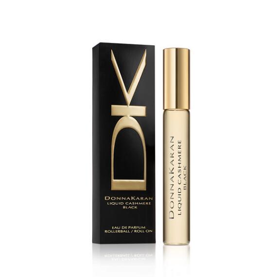 Donna Karan Liquid Cashmere Black Eau de Parfum Rollerball Fragrance