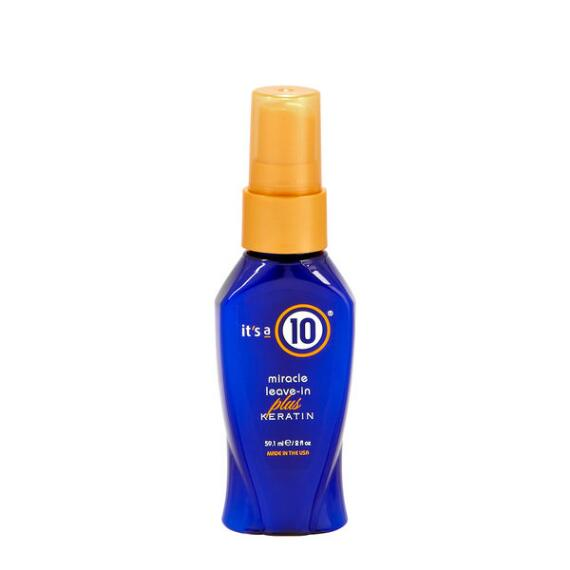 It's a 10 Miracle Leave-In Plus Keratin Travel Size