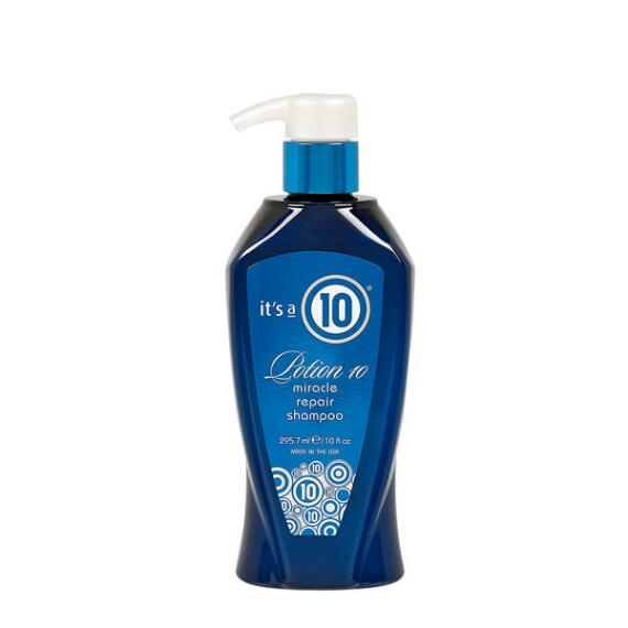 It's a 10 Miracle Potion 10 Repair Shampoo