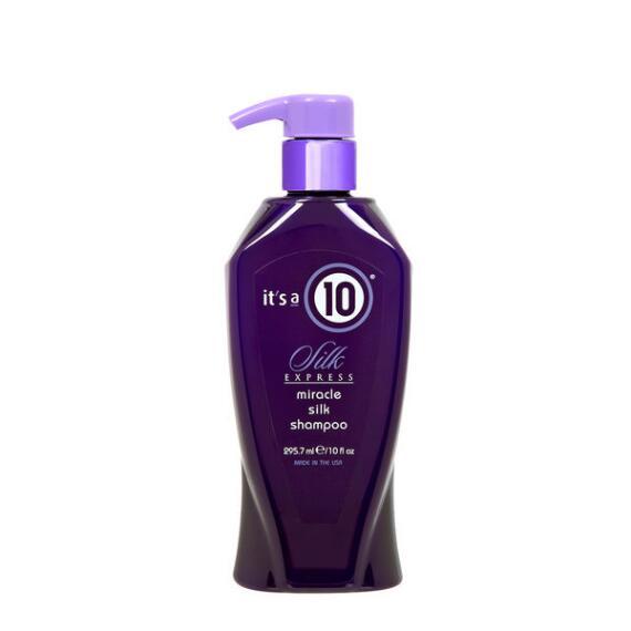 It's a 10 Miracle Silk Express Shampoo