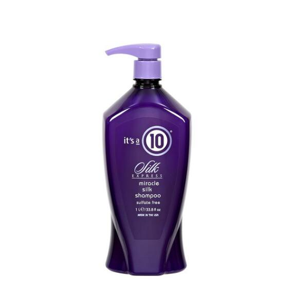 It's a 10 Miracle Silk Express Shampoo