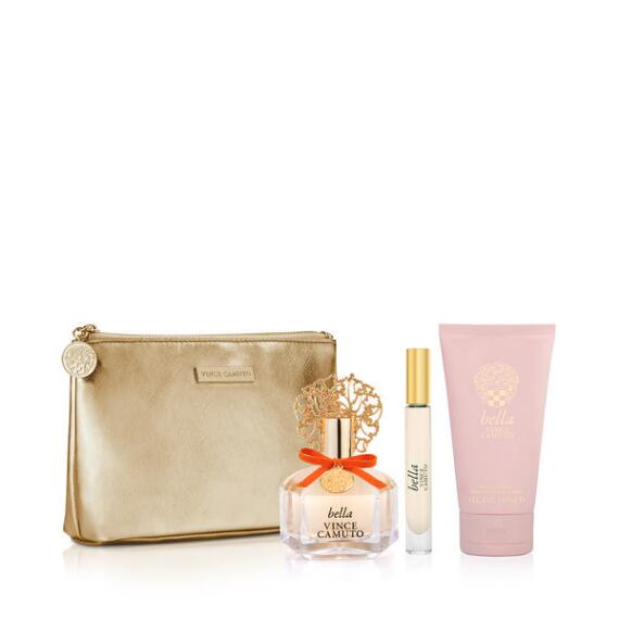 Vince Camuto Bella Four Piece Gift Set ($144 value)