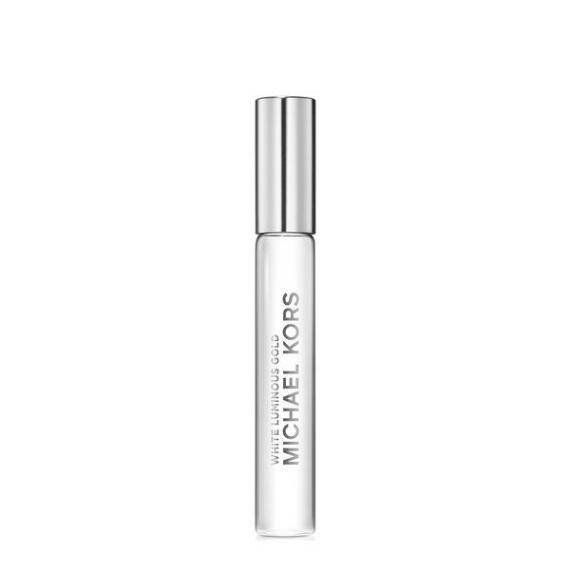 Michael Kors Gold Collection White Luminous Gold Rollerball