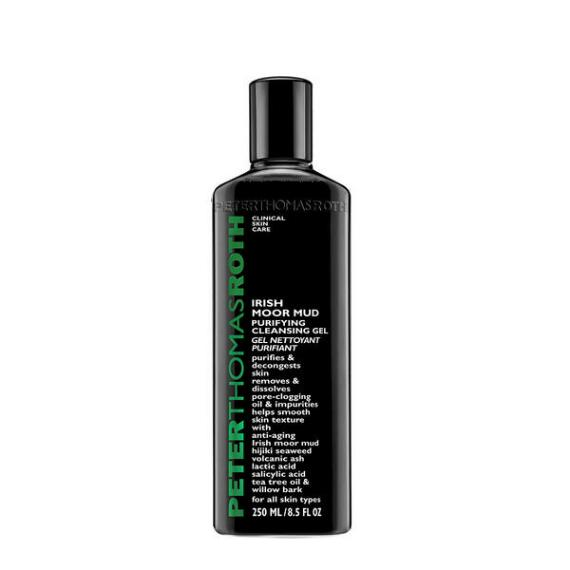 Peter Thomas Roth Irish Moor Mud Purifying Cleanser Gel