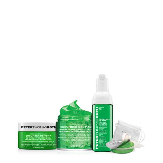 Peter Thomas Roth Cucumber De-Tox Hydrating and Soothing Kit
