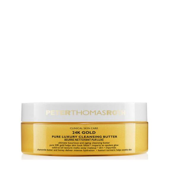 Peter Thomas Roth 24k Gold Luxury Cleansing Butter