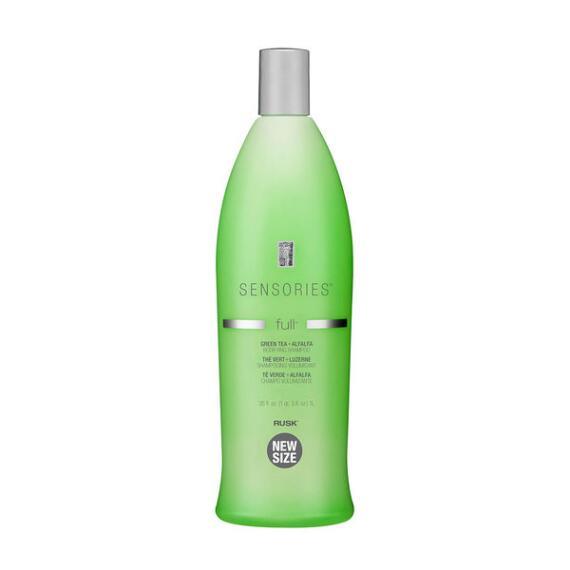 RUSK Full Green Tea and Alphalfa Bodifying Shampoo