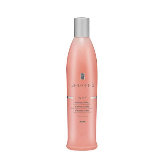 RUSK Pure Mandarin and Jasmine Vibrant Color Shampoo