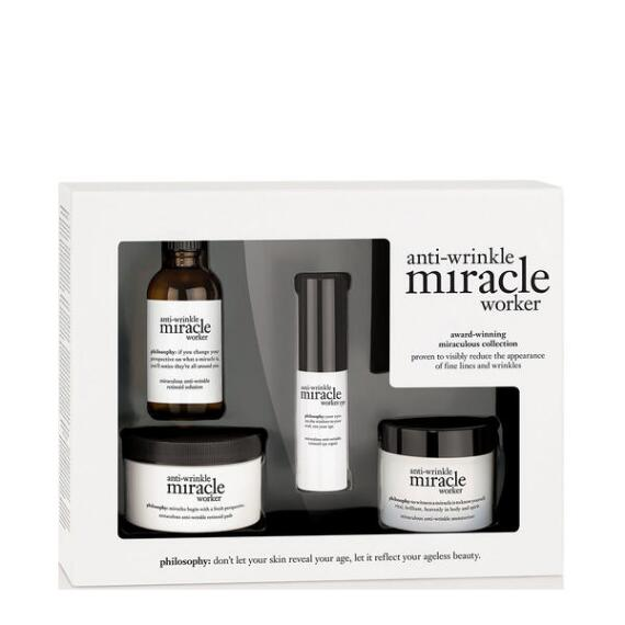 philosophy miracle worker loyalty kit