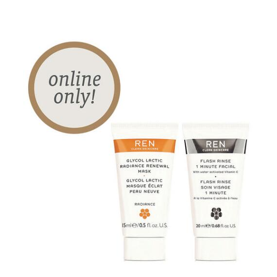 Ren Clean Skincare Glow and Go