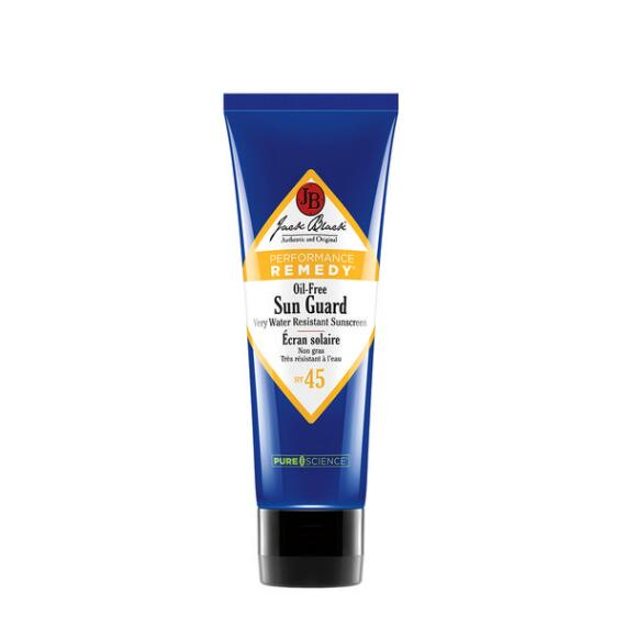 Jack Black Sun Guard Sunscreen SPF 45 Oil-Free & Very Water Resistant
