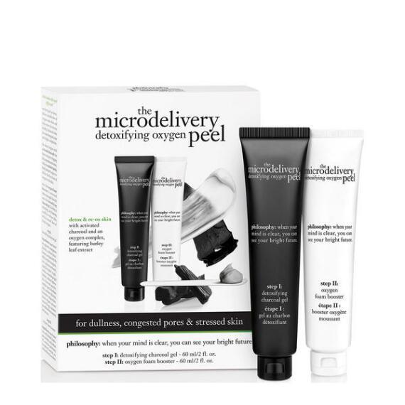 philosophy microdelivery detoxifying oxygen peel
