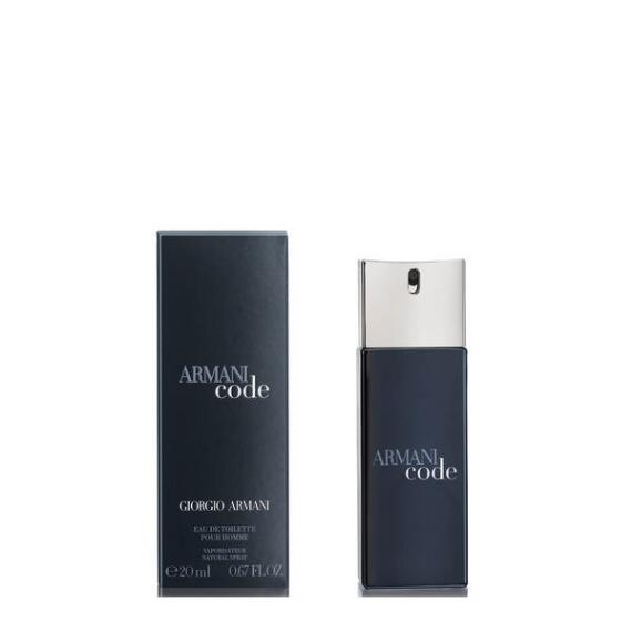 Giorgio Armani Armani Code Eau de Toilette Travel Spray