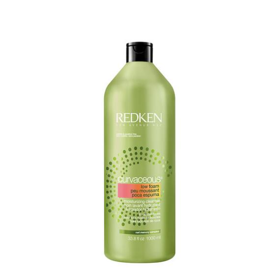 Redken Curvaceous Lo-Foam Cleanser for Curly Hair