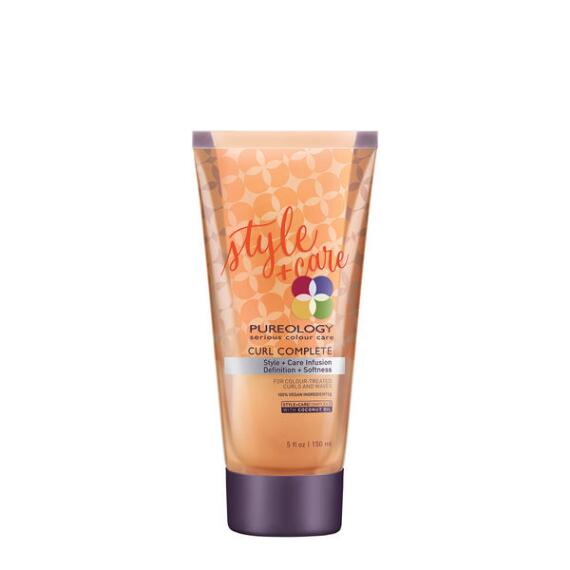 Pureology Curl Complete Style & Care Infusion