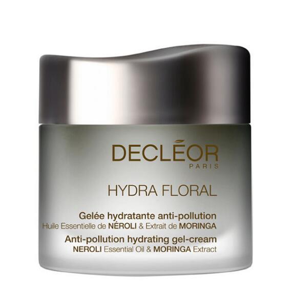 DECLEOR Hydra Floral Anti Pollution Hydrating Gel Cream