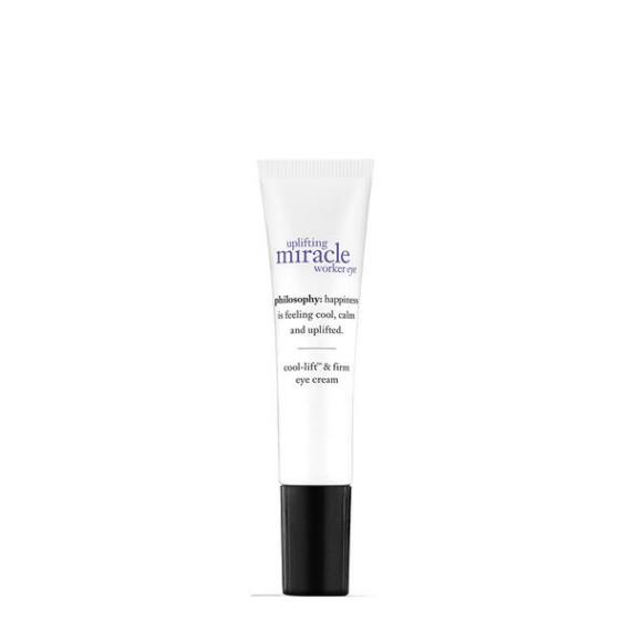 philosophy uplifting miracle worker cool-lift & firm eye cream