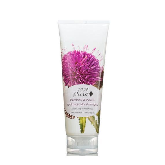 100% Pure Hair Burdock & Neem Healthy Scalp Shampoo