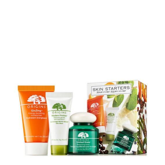 Origins Skin Starters 3-Piece Kit