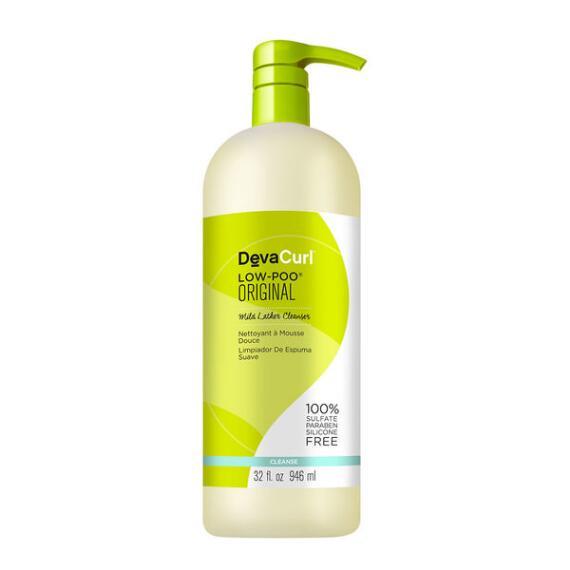 DevaCurl Low-Poo Original Mild Lather Cleanser