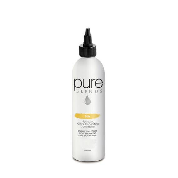 pure BLENDS Sun Moisturizing Color Depositing Conditioner