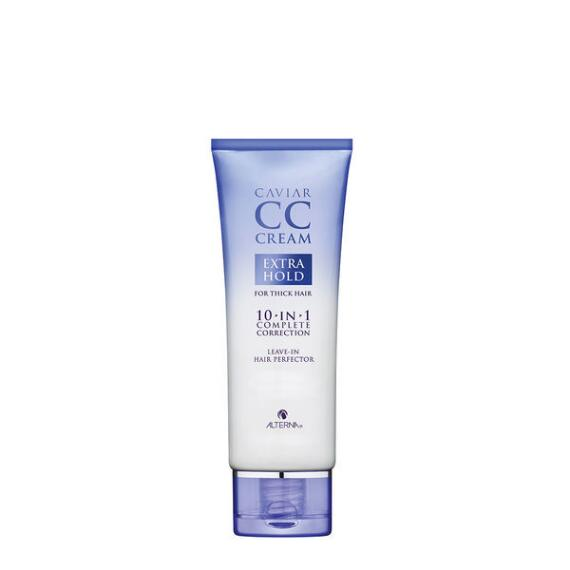 Alterna Caviar CC Cream for Hair 10-in-1 Complete Correction Extra Hold