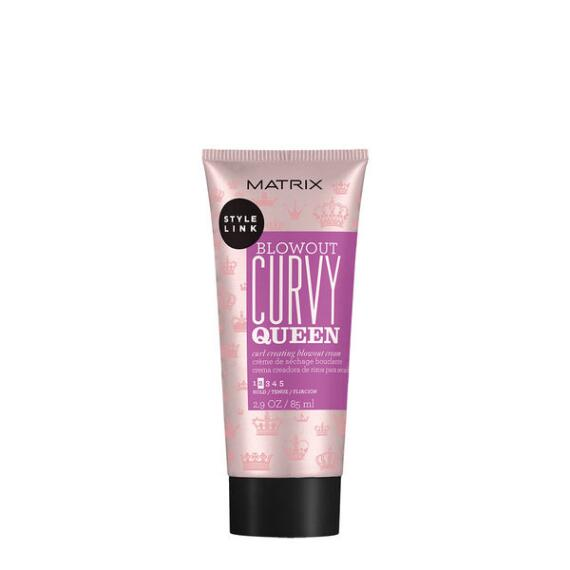 Matrix Style Link Blowout Curvy Queen Curl Creating Blowout Cream