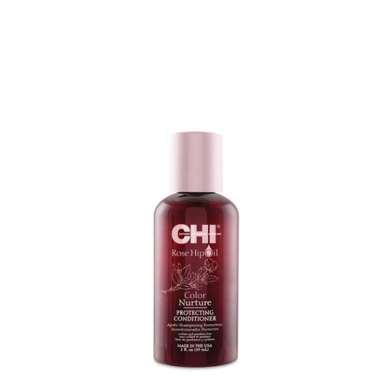 Chi Rose Hip Oil Color Nurture Protecting Conditioner Travel Size