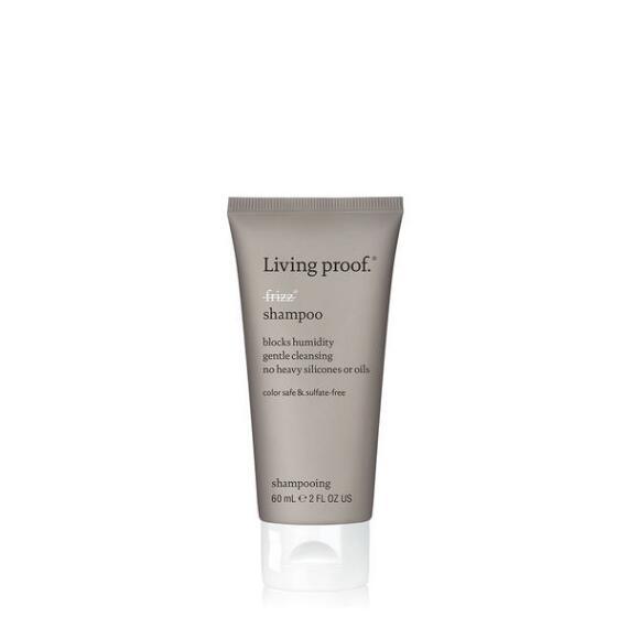 Living Proof No Frizz Shampoo Travel Size