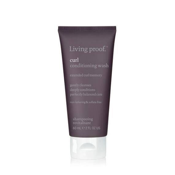 Living Proof Curl Conditioning Wash Travel Size