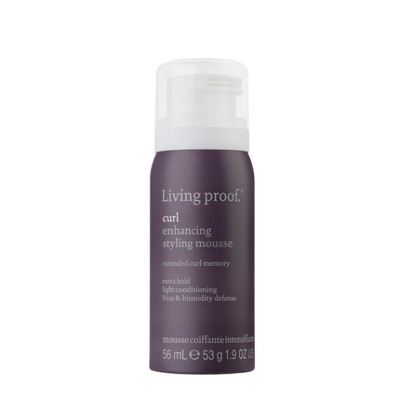 Living Proof Curl Enhancing Styling Mousse Travel Size