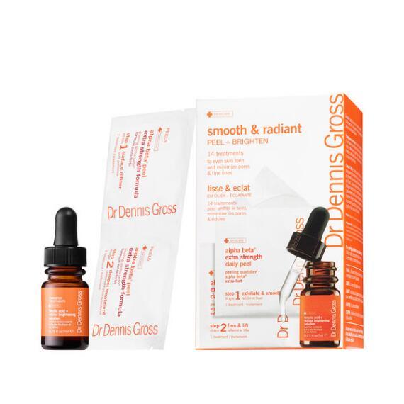 Dr. Dennis Gross Skincare Smooth & Radiant