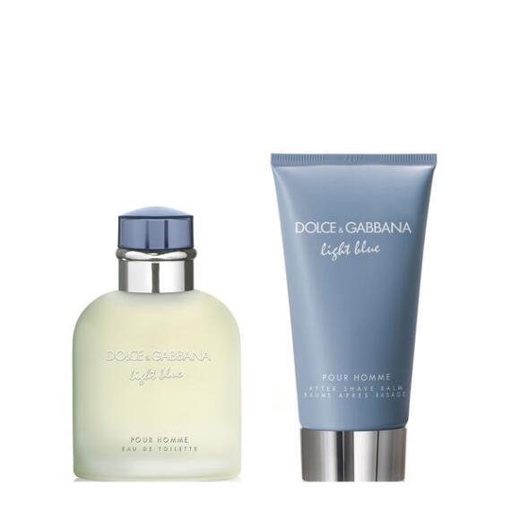 Dolce & Gabbana Light Blue for Men Gift Set ($112 value)