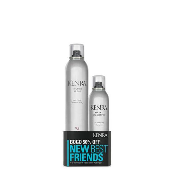 Kenra Volume Spray 25 & Volume Dry Shampoo Duo