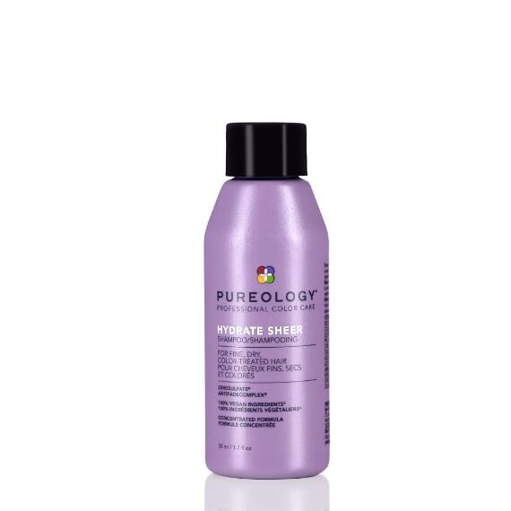 Pureology Hydrate Sheer Shampoo Travel Size