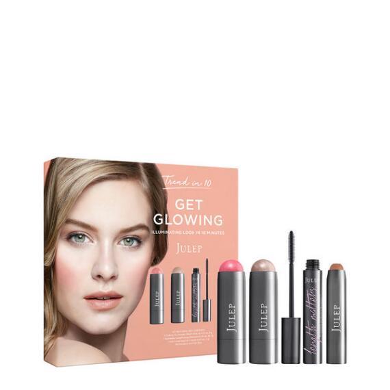 Julep Trend in Ten Get Glowing Kit
