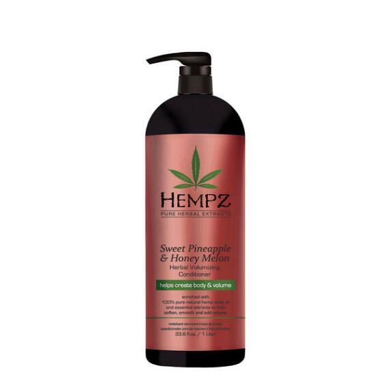 Hempz Sweet Pineapple & Honey Melon Herbal Volumizing Conditioner