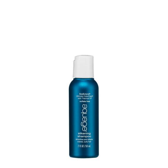 Aquage SeaExtend Silkening Shampoo Travel Size