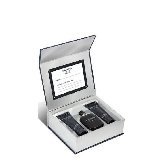Kenneth Cole Mankind Hero 3-Piece Gift Set ($120 Value)