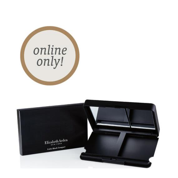 Elizabeth Arden Refillable Little Black Compact